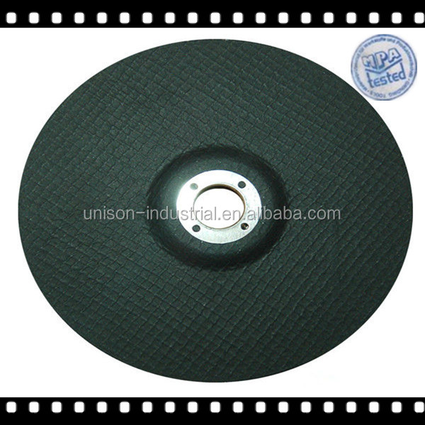 100x3.0x16mm high quality depressed centre abrasive cutting wheel for steel