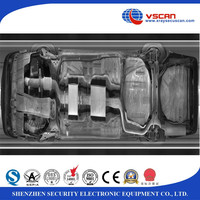 UVSS Audio car surveillance products, under vehicle scanner system