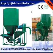 vertical type poultry/animal feed mixer/mixing/mixture machine