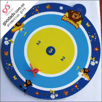 Child play magnetic soft dart board