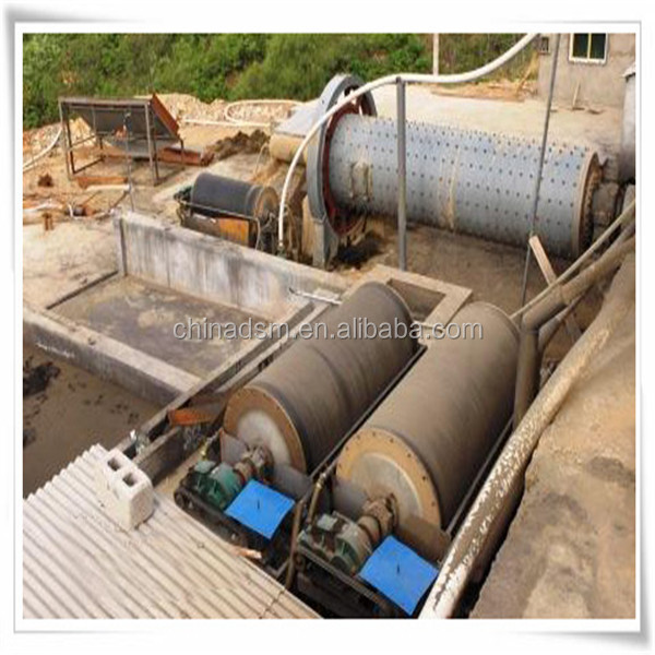 ISO Quality approve sand magnetic separator gold magnetic separator machine