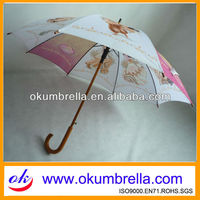 2013 hot sell pretty strong straight umbrella for promotion,made in shenzhen,china