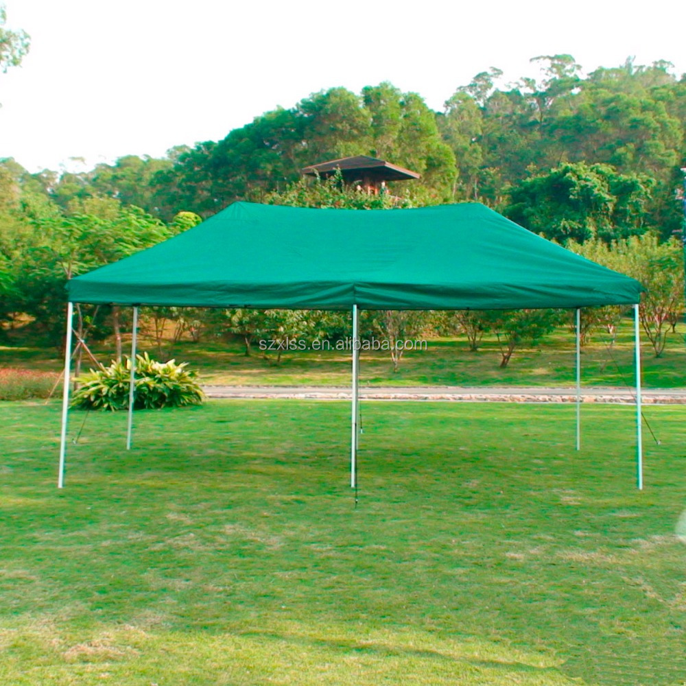 6M*3M Lager Outdoor Waterproof Portable Summer house Sun Shelter