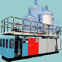 5 gallon bottle blow molding machine Water bottle molding machine plastic barrel making machine