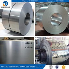 full hard cold rolled 409 430 201 410 stainless steel coil