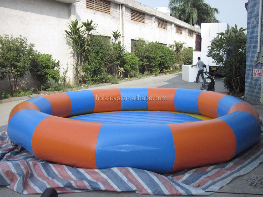 2016 ball pool/inflatable swlmming pool