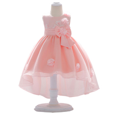 Fashion Princess Baby <strong>Girl's</strong> Floral <strong>Dresses</strong> Girls Party <strong>Dresses</strong> Flower Girl <strong>Dresses</strong>