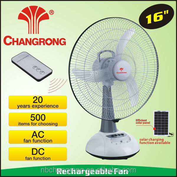 rechargeable fan with <strong>battery</strong> nepal/indian low price