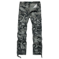 casual military army camo cargo pants