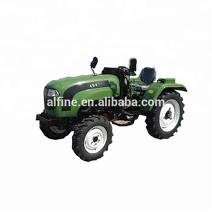 Factory supply best quality 30hp 40hp 50hp farm tractor with 4 wheel drive
