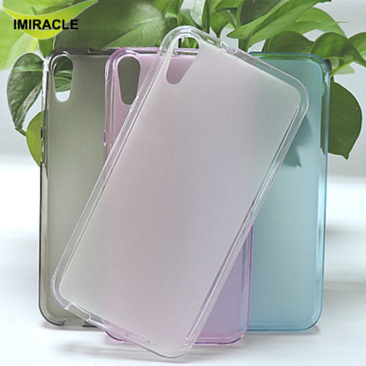 Hot Selling Matte Silicone Soft Skin Cover TPU Case For HTC Desire 830 Mobile Case
