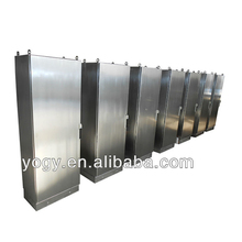 Outdoor Power Distribution Cabinet Stainless Steel Terminal Boxes