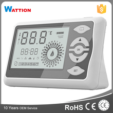 CE Certificate High And Low Heating Control Digital Lcd Thermostat