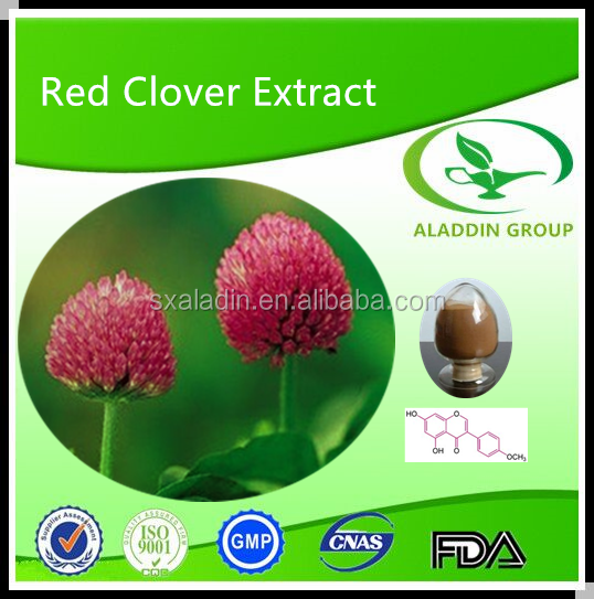Top grade plant extract Red clover extract Isoflavones