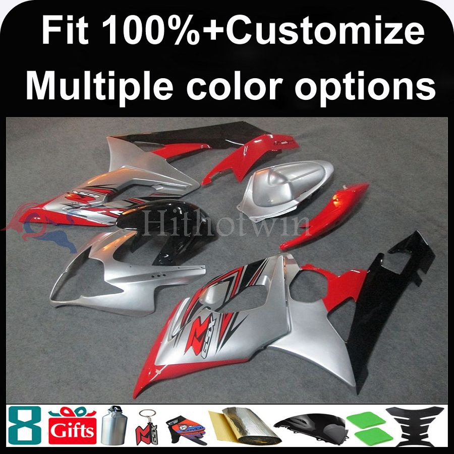 Manufacturer INJECTION MOLDING Fairing GSXR1000 2005 2006 motor Fairing for Suzuki GOLD GSX-R 1000 05 06 K5
