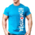 Custom Athletic Cut loose Fit Fitness Bodybuilding Wear Mens Gym T-shirts