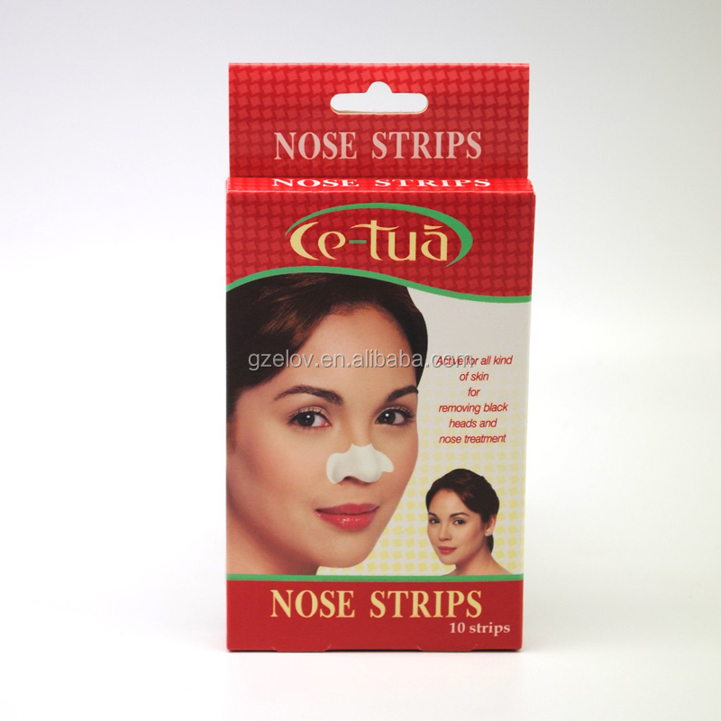Shrink Pores Black Nose Strips/Oil Control Blackhead Removal Nose Strip/High Quality Blackhead Nose Strips/Best Nose Strips