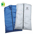 High quality mens suit cover /garment bag for wedding dresses