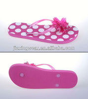 New style brazil lady beach flip flops for footwear and promotion,light and comforatable
