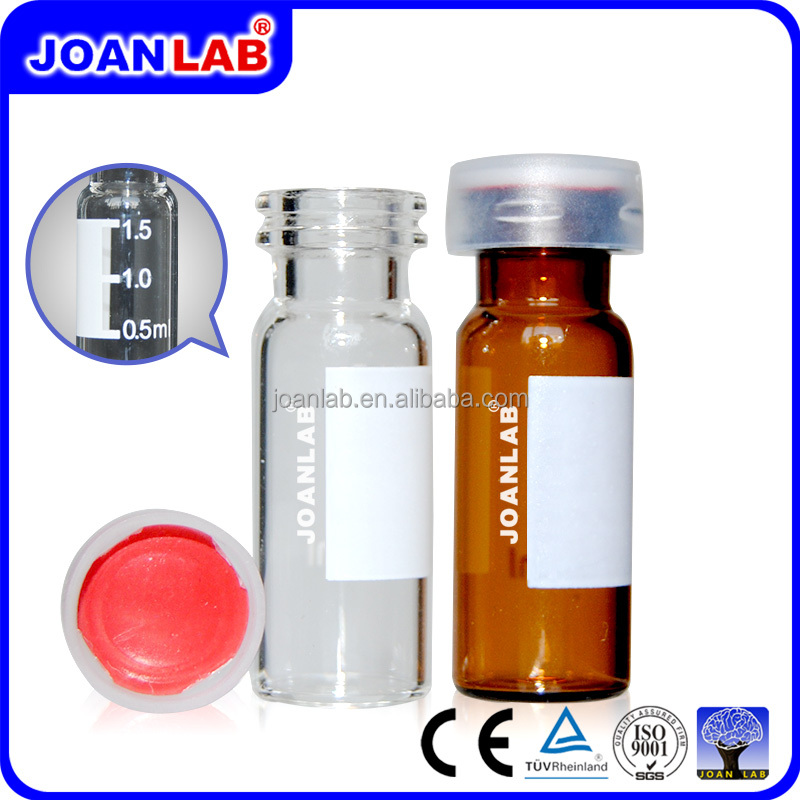 JOAN LAB hplc vials amber vials for laboratory use