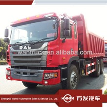 China Cheap JAC F2000 10 Wheel Dump Truck Curb Weights
