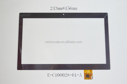 10.1inch Tablet PC Digitizer Touch Screen Panel Replacement part-E-C100028-01-A