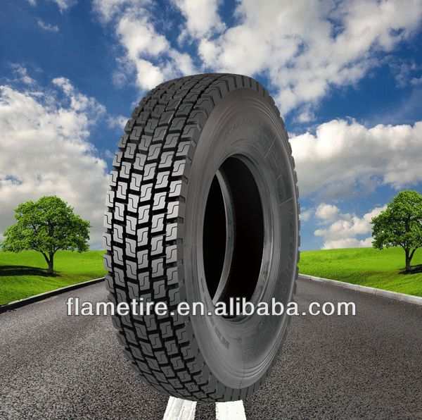 Top brand heavy Truck tyres 13R22.5-18PR with hot sale