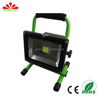 waterproof outdoor energy saving super bright industrial 5w/10w /20w/30w/50w battery powered led flood lights
