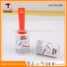 High quality sticky washable cheap lint roller with cover cleaning