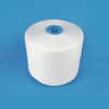 2018 New Products Spun Polyester Yarn Raw White For Sewing Machine