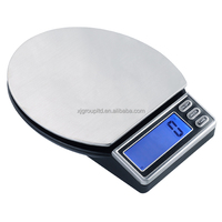 3kg/1g stainles steel fruit scale