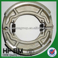 AX100 Motorcycle Spare Parts, Motorcycle Brake Shoe Manufacturer from China