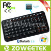 New design 360 degree rotation wireless bluetooth keyboard for ipad mini