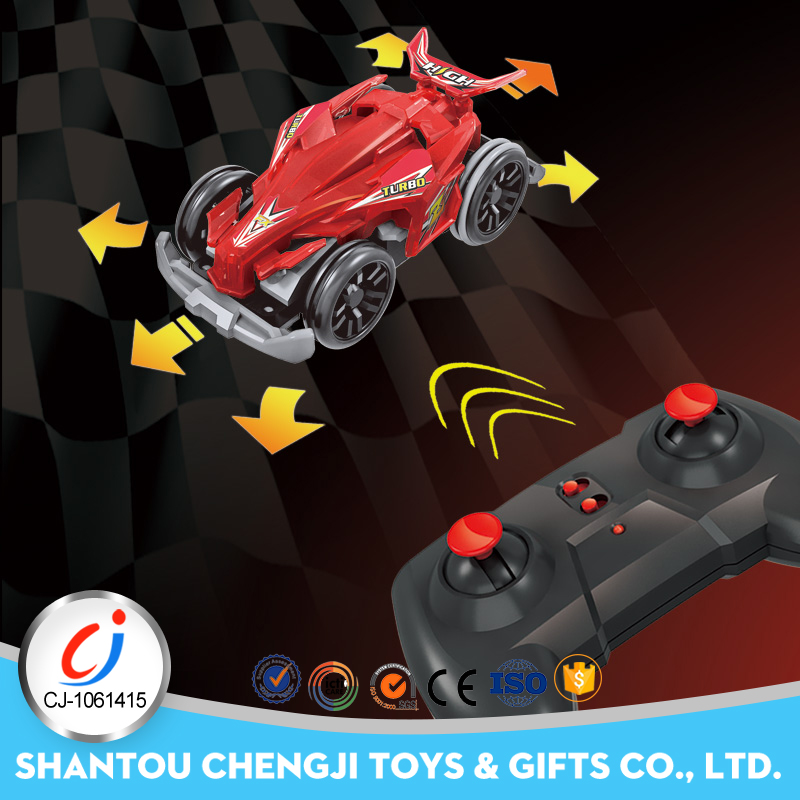 Infrared electric DIY rc car mini 4wd race track