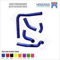 Motorcycle silicone hose kit for Honda CR250R CR250 03-08 Radiator Hose
