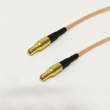 CRC9 Antenna Extension Cable CRC9 Male Plug To CRC9 Male Plug Connector with RG316 Pigtail Coaxial Cable 15cm