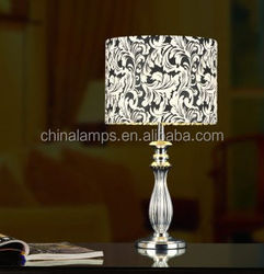 electric iron home design thailand mobile phone shop decoration acrylic table light with flower lampshade