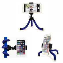 Flexible Octopus Digital Camera Tripod Holder, Universal Mount Bracket Stand Display Support For Cell Phone