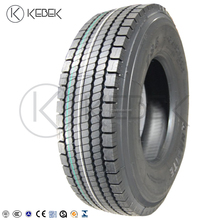 High performance 18 wheeler tires 295/80R22.5 from China