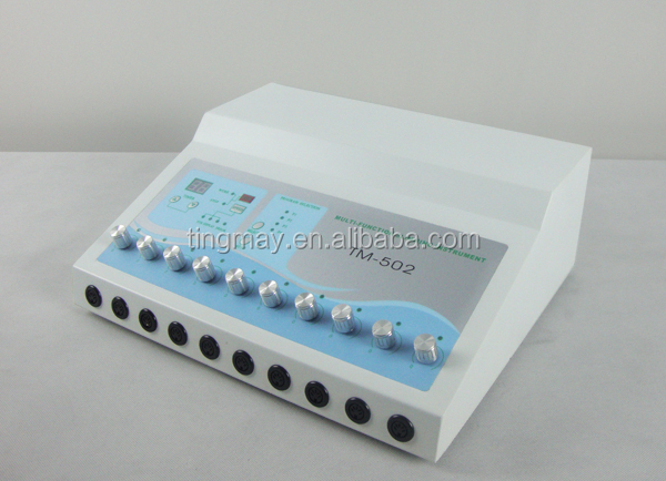 TM-502 Electrostimulation Machine/ Russian Waves ems Electric Muscle Stimulator