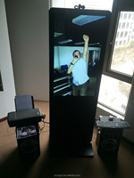 Selfie interactive software photo kiosk machine for sharing and printing of pictures online facebook twitter