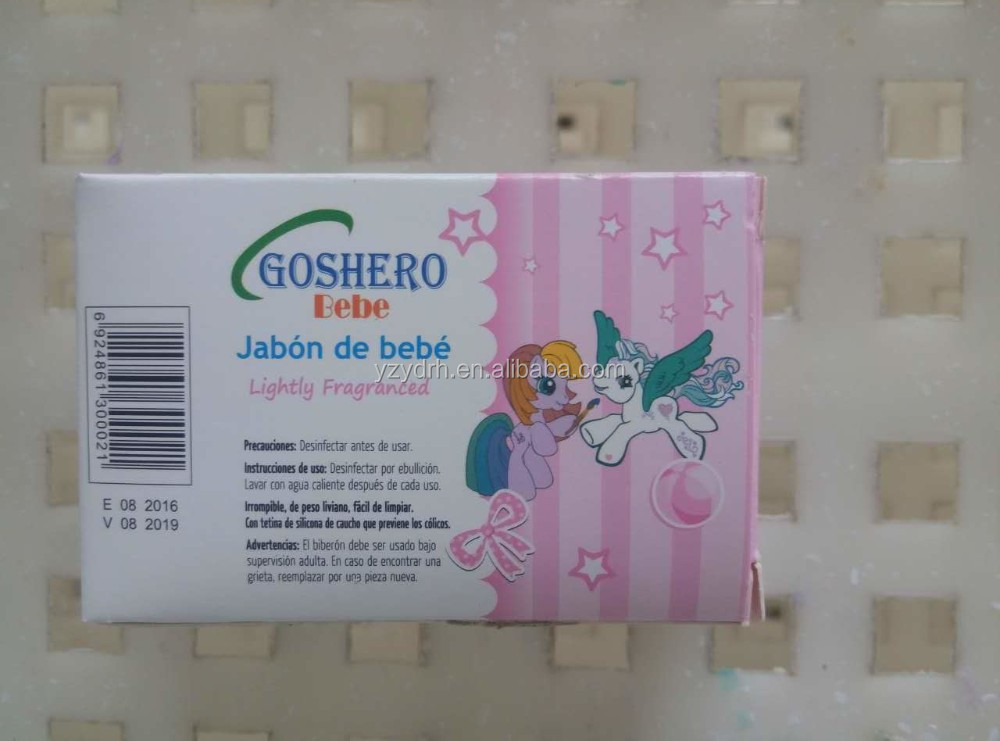 Natural baby soap for babies whitening soap
