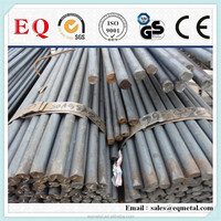 S235JR Factory extruded Mill finished aluminium round bar