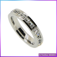 Wholesale Price Stone Ring Designs For Men Engagement Ring Diamond Sex Stainless Steel Rings