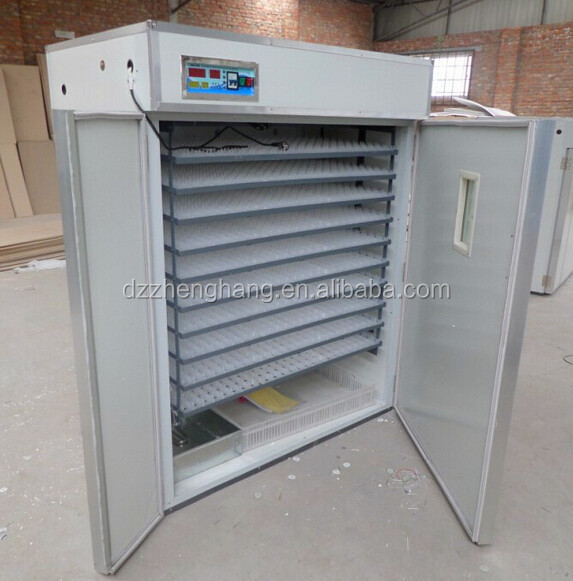 Cheap Price and Factory Supply 2640 Eggs Automatic Duck Egg Incubator for Sale