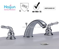 cUPC alibaba china Dual Handle distributors wanted Polished Basin Mixer