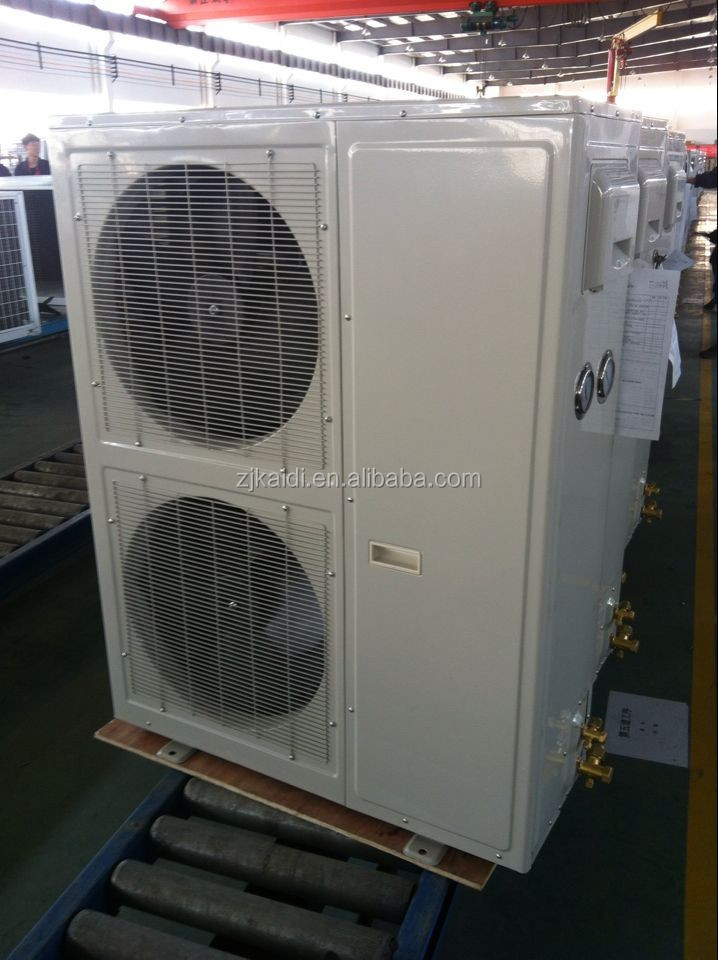 Box Type Copeland ZB-38 compressor condensing Unit for cold room