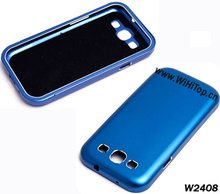 For Samsung Galaxy S3 i9300 New Metal Aluminum Bumper Case High Quality+Cheap Price