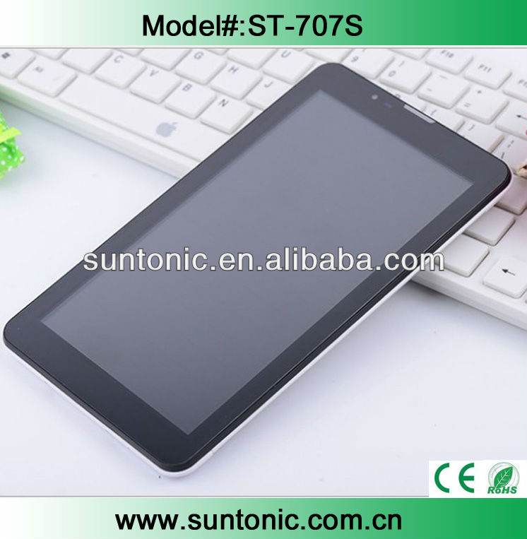 Most reasonable 7 inch dual core MTK 6577 3g tablet pc with phone call dual sim card slot and GPS