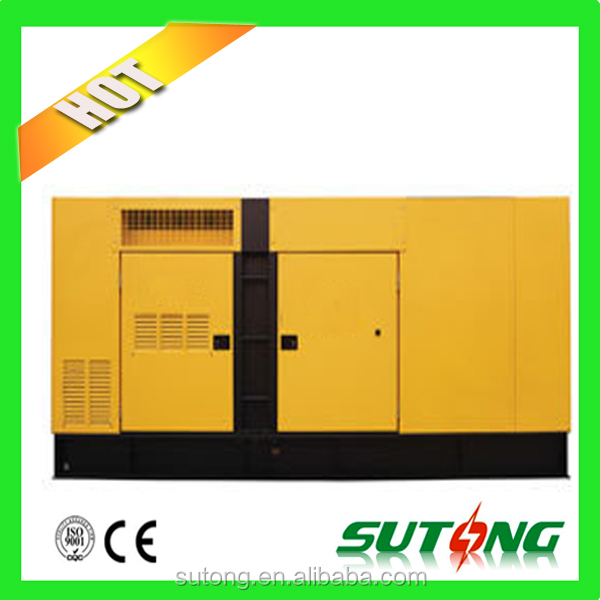 water cooled electric motor silent diesel generator